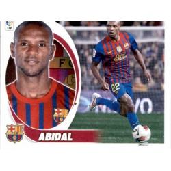 Abidal Barcelona 7B Ediciones Este 2012-13