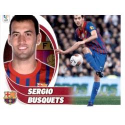 Sergio Busquets Barcelona 8 Ediciones Este 2012-13