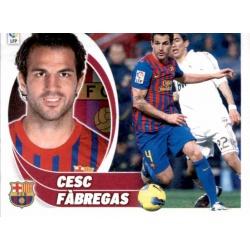 Cesc Fàbregas Barcelona 10A Ediciones Este 2012-13