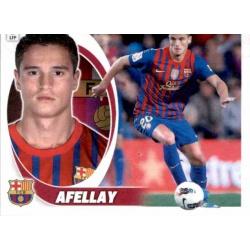 Afellay Barcelona 10B Ediciones Este 2012-13
