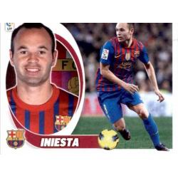 Iniesta Barcelona 11 Andrés Iniesta