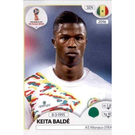 Keita Baldé Senegal 628 Senegal