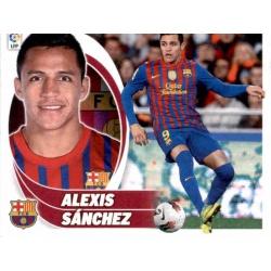 Alexis Sánchez Barcelona 13A Ediciones Este 2012-13