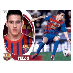 Cristian Tello Barcelona 13B Ediciones Este 2012-13