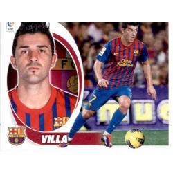 David Villa Barcelona 15 Ediciones Este 2012-13