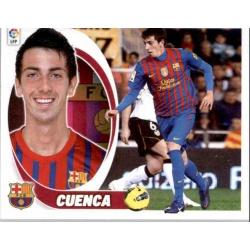 Isaac Cuenca Barcelona 16B Ediciones Este 2012-13