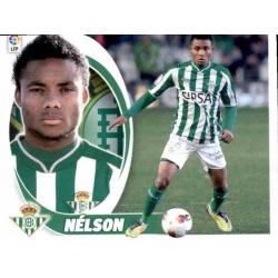 Nélson Betis 3A Ediciones Este 2012-13