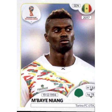M'Baye Niang Senegal 629 Senegal