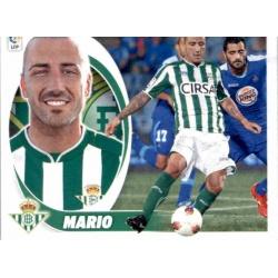 Mario Betis 6A Ediciones Este 2012-13