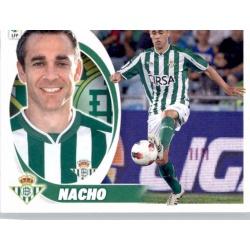 Nacho Betis 7 Ediciones Este 2012-13