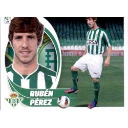 Rubén Pérez Betis 10A Ediciones Este 2012-13