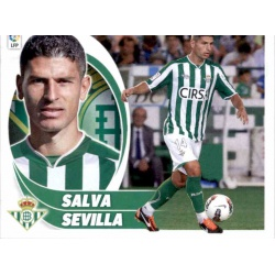Salva Sevilla Betis 10B Ediciones Este 2012-13