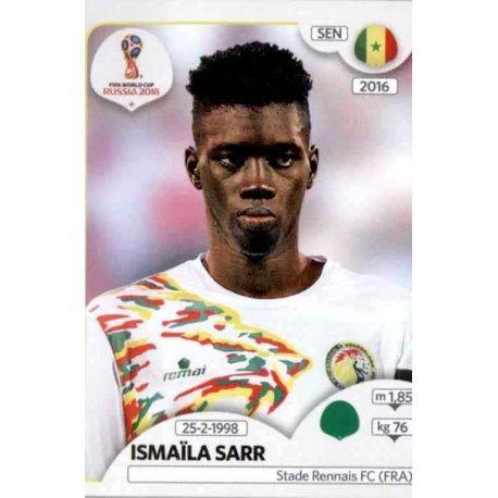 Ismaïla Sarr Senegal 630 Senegal