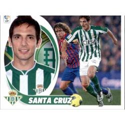 Santa Cruz Betis 15A Ediciones Este 2012-13