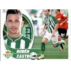Rubén Castro Betis 16 Ediciones Este 2012-13