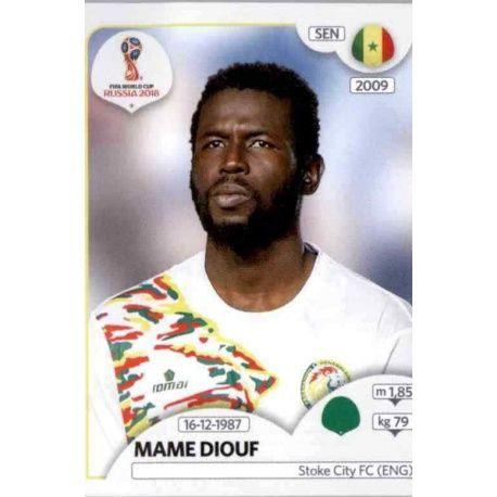 Mame Diouf Senegal 631 Senegal