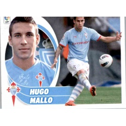 Hugo Mallo Celta 3 Ediciones Este 2012-13
