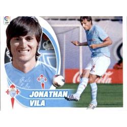 Jonathan Vila Celta 5B Ediciones Este 2012-13