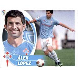Álex López Celta 8 Ediciones Este 2012-13