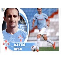 Natxo Insa Celta 11 Ediciones Este 2012-13