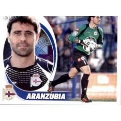 Aranzubía Deportivo 1 Ediciones Este 2012-13