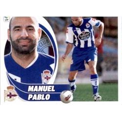 Manuel Pablo Deportivo 3 Ediciones Este 2012-13