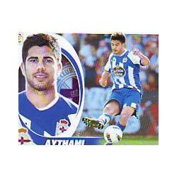Aythami Deportivo 5 Ediciones Este 2012-13