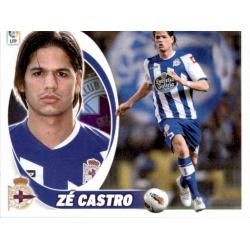 Ze Castro Deportivo 6 Ediciones Este 2012-13
