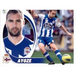 Ayoze Deportivo 7 Ediciones Este 2012-13