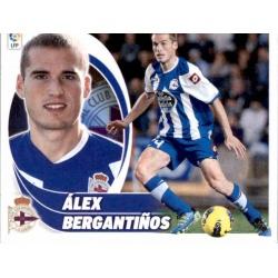 Álex Bergantiños Deportivo 8A Ediciones Este 2012-13