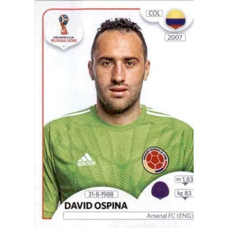 David Ospina Colombia 634 Colombia