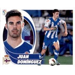 Juan Domínguez Deportivo 10 Ediciones Este 2012-13