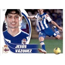 Jesús Vázquez Deportivo 11 Ediciones Este 2012-13