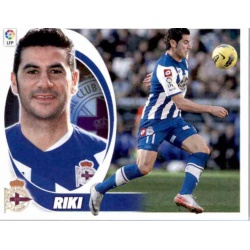 Riki Deportivo 16 Ediciones Este 2012-13