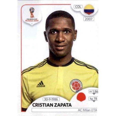 Cristián Zapata Colombia 635 Colombia