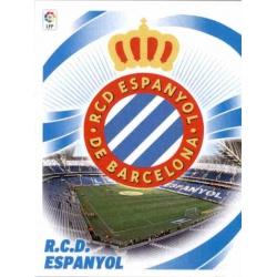 Escudo Espanyol Ediciones Este 2012-13