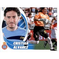 Cristian Álvarez Espanyol 1 Ediciones Este 2012-13