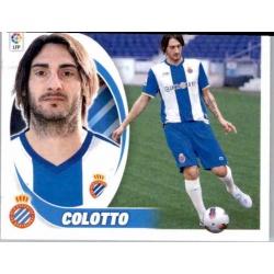 Colotto Espanyol 5 Ediciones Este 2012-13