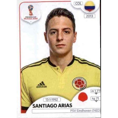 Santiago Arias Colombia 636 Colombia