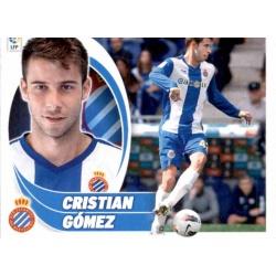 Cristian Gómez Espanyol 9 Ediciones Este 2012-13