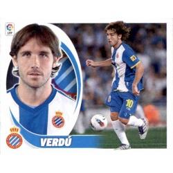 Verdú Espanyol 12 Ediciones Este 2012-13