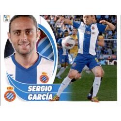 Sergio Garcia Espanyol 15A Ediciones Este 2012-13