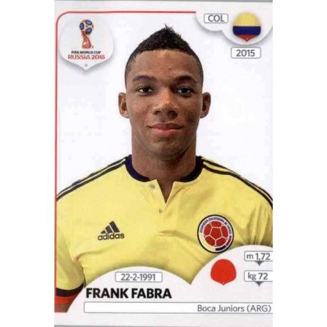 Frank Fabra Colombia 637 Colombia