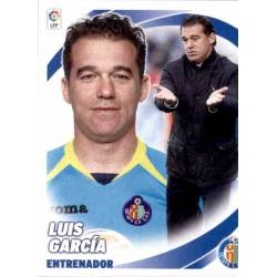 Luis García Getafe Ediciones Este 2012-13