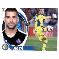 Moyá Getafe 1 Ediciones Este 2012-13