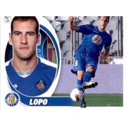 Lopo Getafe 6 Ediciones Este 2012-13
