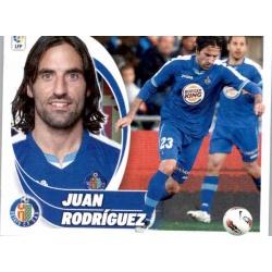 Juan Rodríguez Getafe 10A Ediciones Este 2012-13