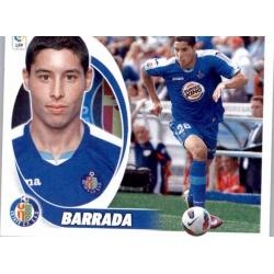 Barrada Getafe 13 Ediciones Este 2012-13