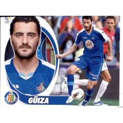 Güiza Getafe 15A Ediciones Este 2012-13