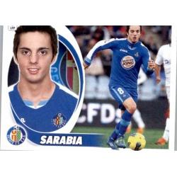 Sarabia Getafe 15B Ediciones Este 2012-13